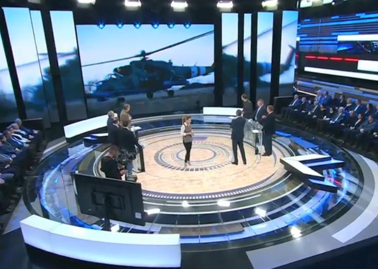 Пропагандисты обсуждают клип о ВСУ