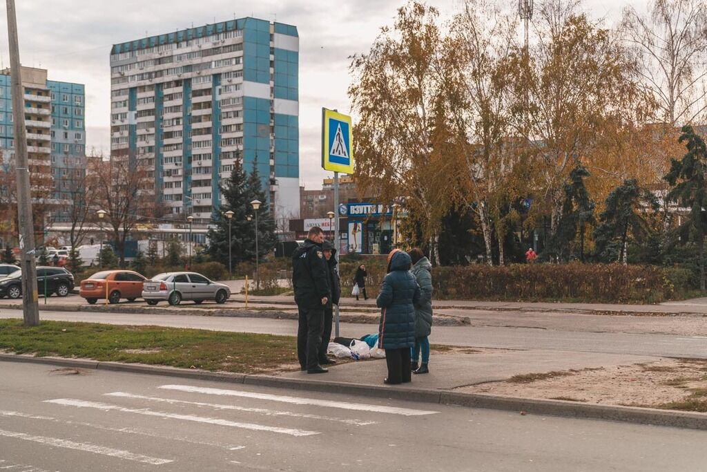 В Днепре прямо на улице умер мужчина: подробности инцидента