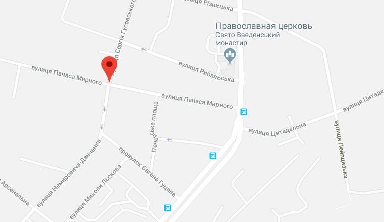 У Києві обікрали авто кума Холодницького ‒ ЗМІ