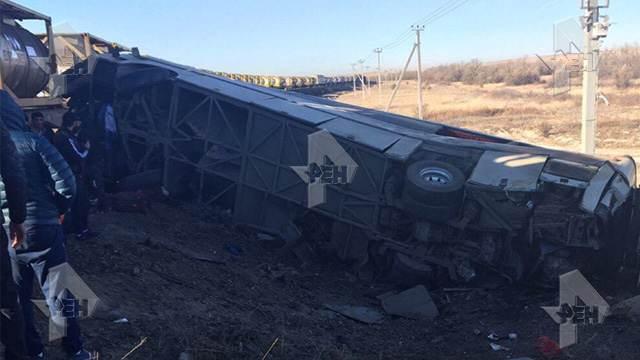 У Росії сталася кривава ДТП: 5 жертв