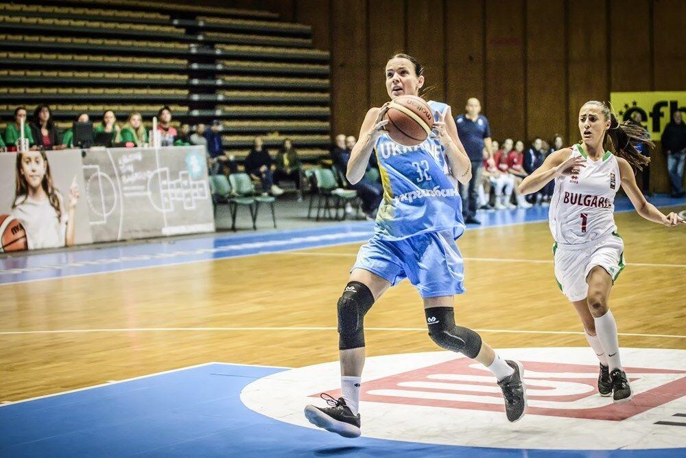 Українки здобули розкішну перемогу у відборі на Євробаскет-2019