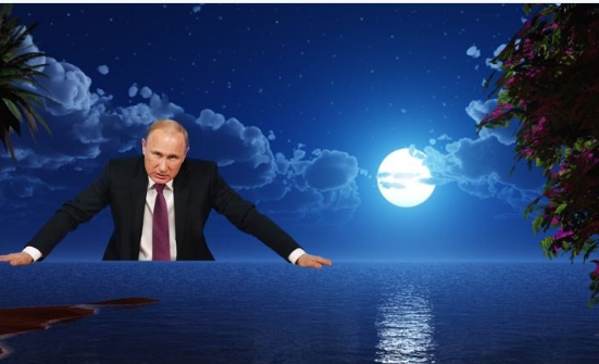 Мережу розсмішив ''інспектор'' Путін