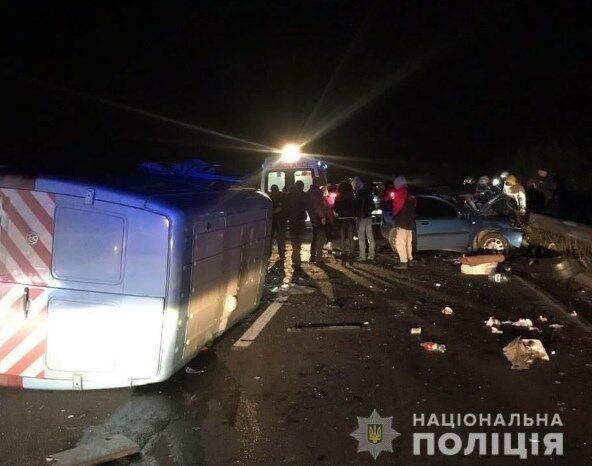 Загинув на швидкості: топ ДТП в Україні за вихідні