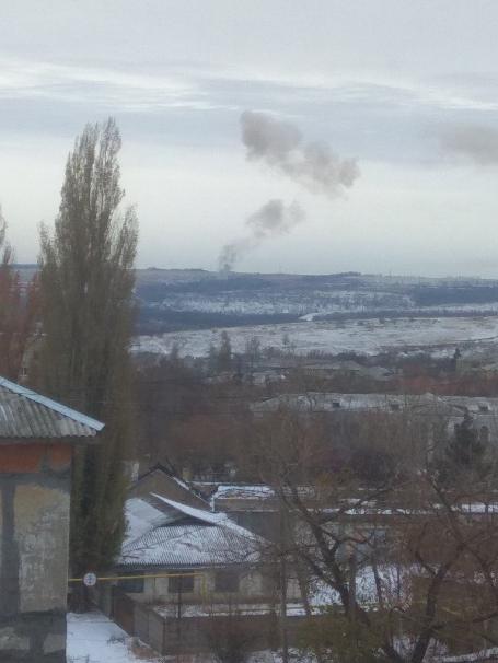 У ''ДНР'' вибухнув артилерійський арсенал