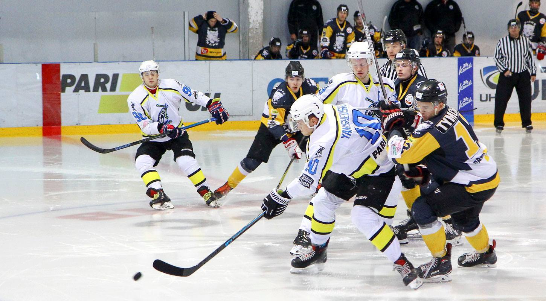 Превью восемнадцатого тура Украинской хоккейной лиги