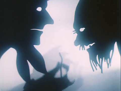 """кадр из советского мультфильма """"Медведь липовая нога"""""""