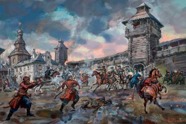 Батуринская трагедия: царь тоже защищал ''свой'' народ