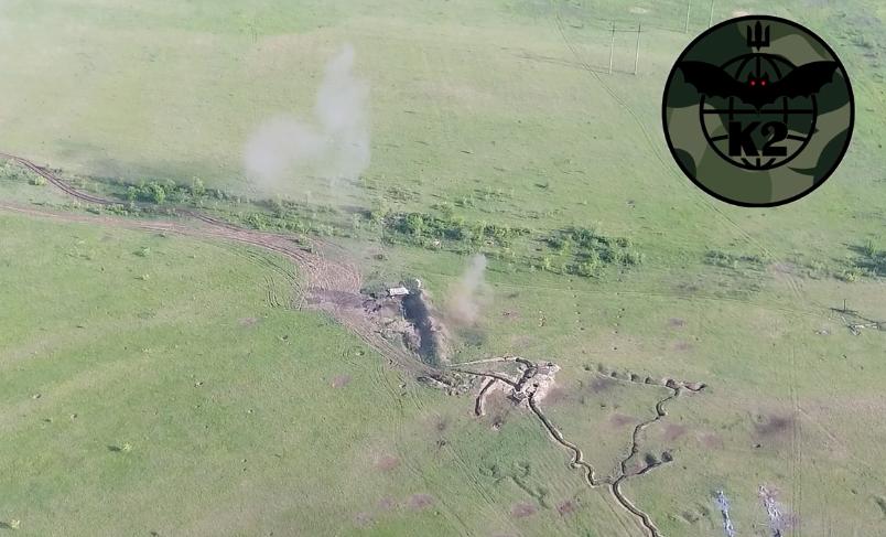 З'явилося відео нищівного удару ЗСУ по позиціях ''ДНР''