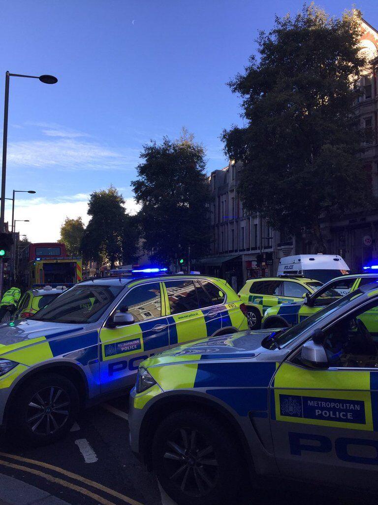 В Лондоне устроили резню в офисе Sony: есть пострадавшие
