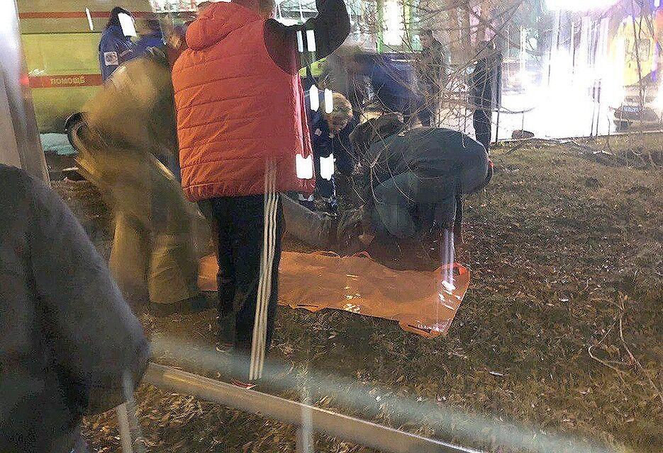 """""""Зайцева по-тюменски"""": в России девушка сбила 6 человек на тротуаре"""