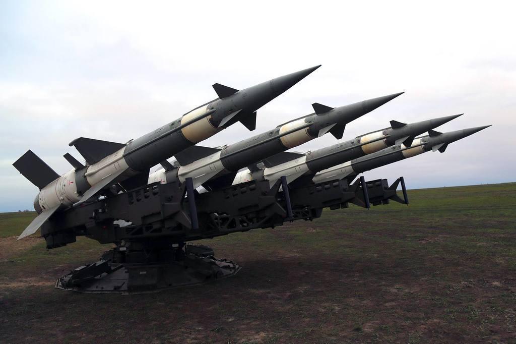 Пускова установка до ЗРК С-125М1