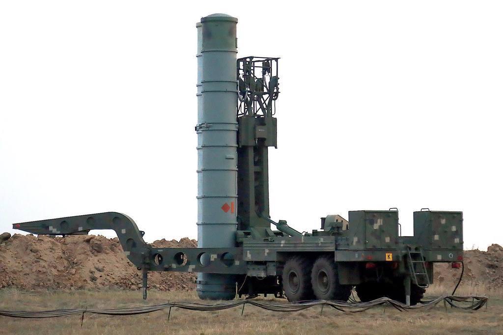 Пускова установка до ЗРК С-300ПТ