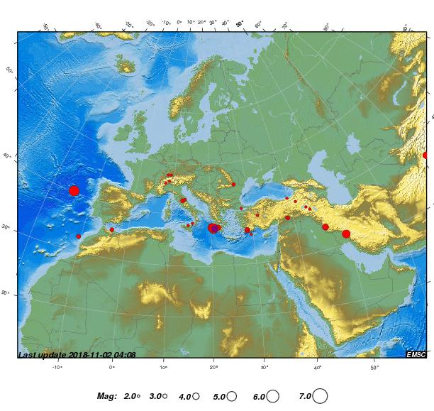 Европейско-Средиземноморский сейсмологический центр