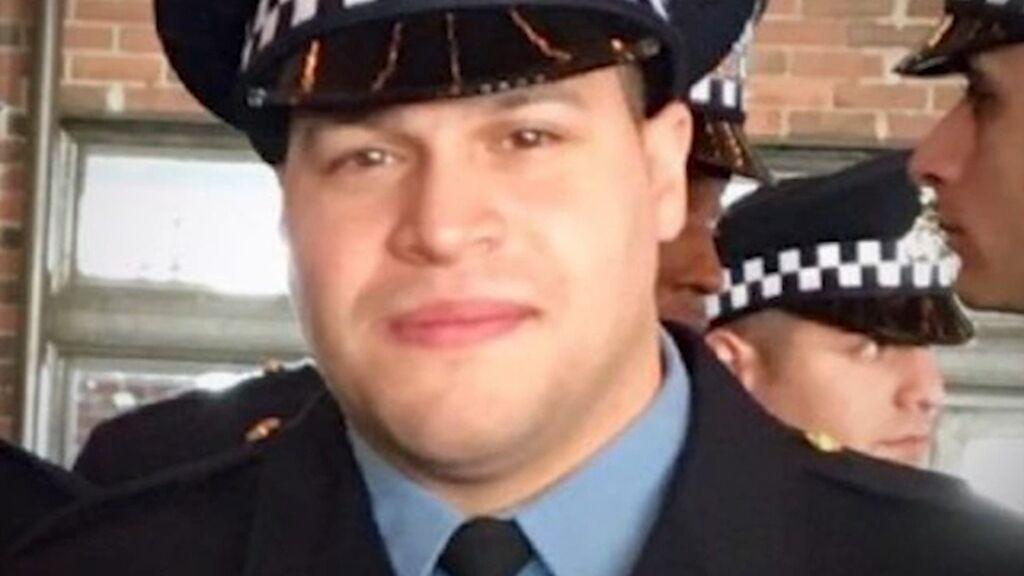 Полицейский Самуэль Хименес
