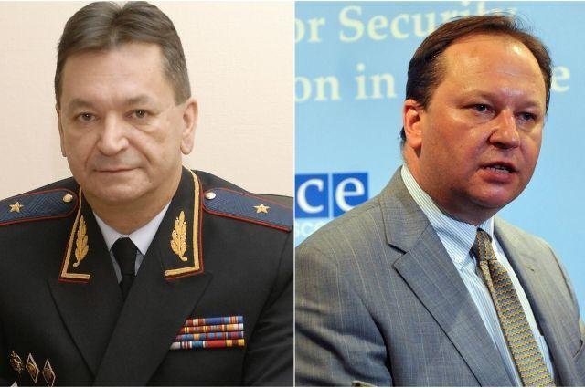 Олександр та Ігор (праворуч) Прокопчук