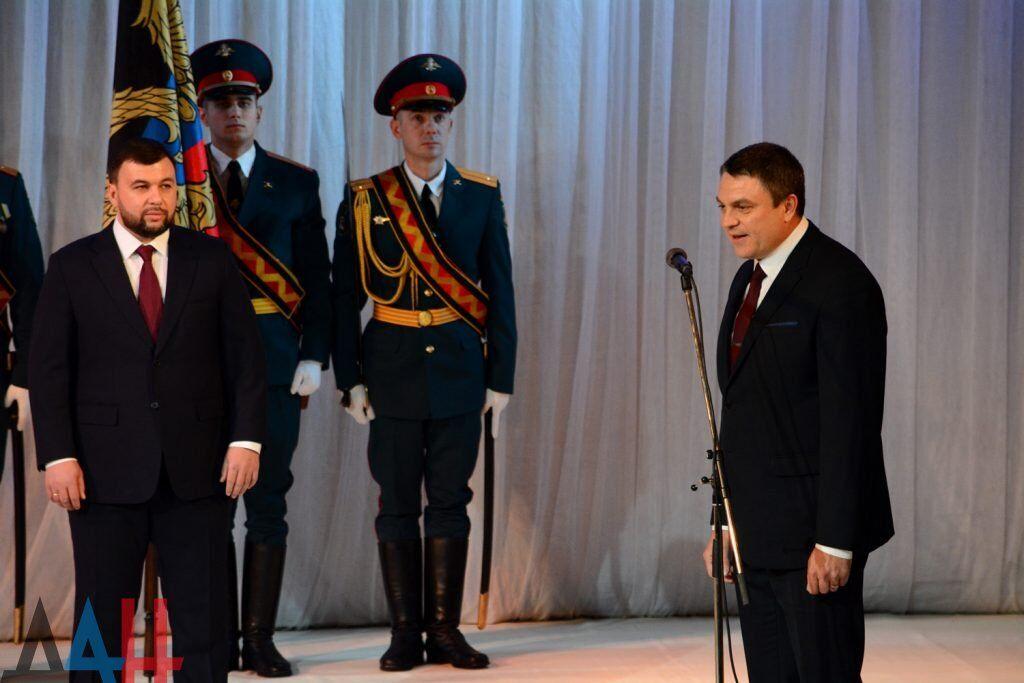 """У """"ДНР"""" офіційно з'явився новий ватажок"""