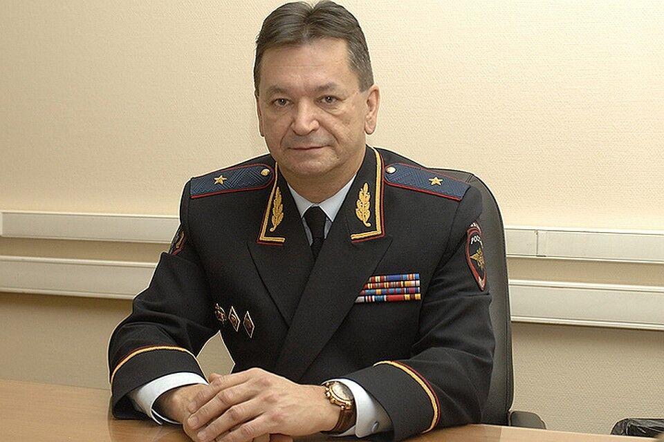 Кандидат у президенти Інтерполу Олександр Прокопчук