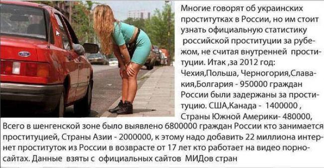 Рекомендации проституткам девушками проститутки
