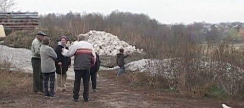 Під Харковом влаштували сміттєзвалище біля житлових будинків
