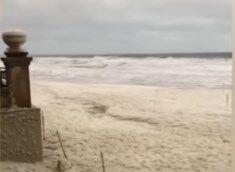 Сильний шторм в Одесі накоїв лиха: опубліковане відео