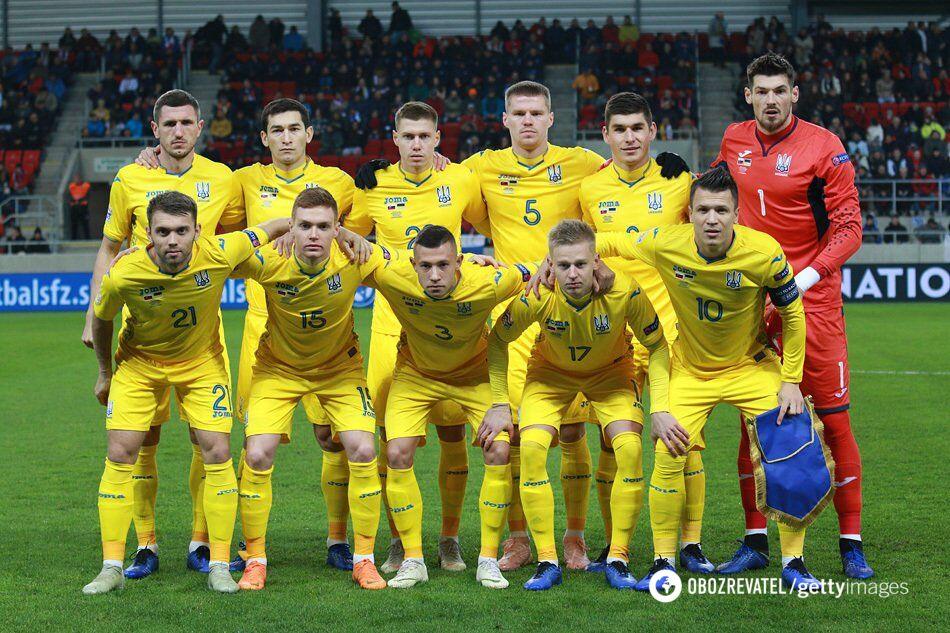 Різав і прощався: як Шевченко змінив збірну України