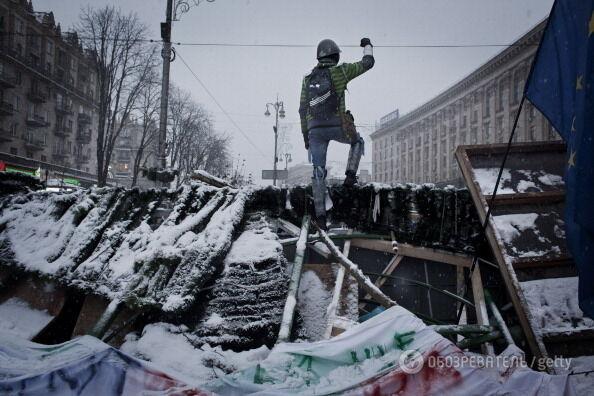 Для українців зворотного шляху немає — батько Героя Небесної сотні