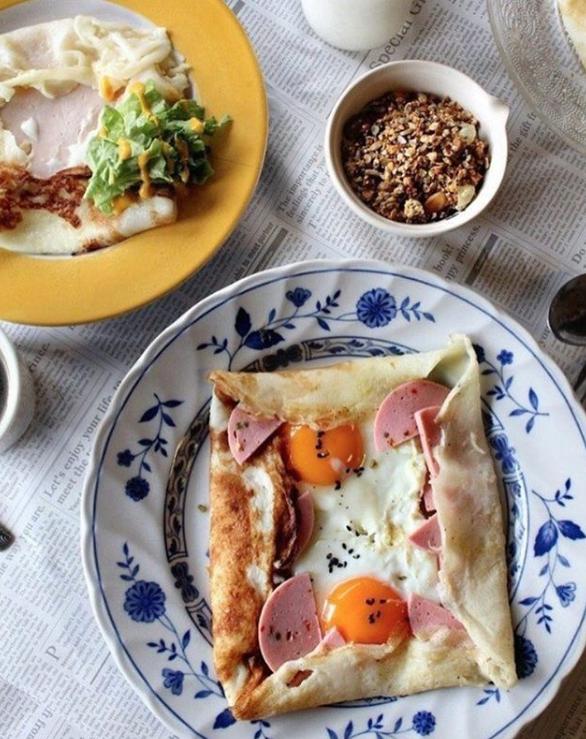Седокова поділилася рецептом смачного сніданку