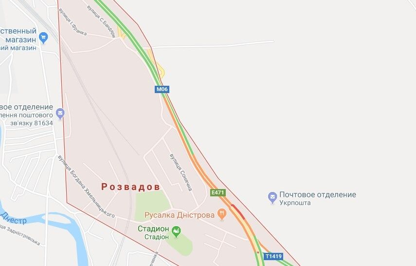 ''Евробляхеры'' продолжили бунт на дорогах Украины: появилась карта