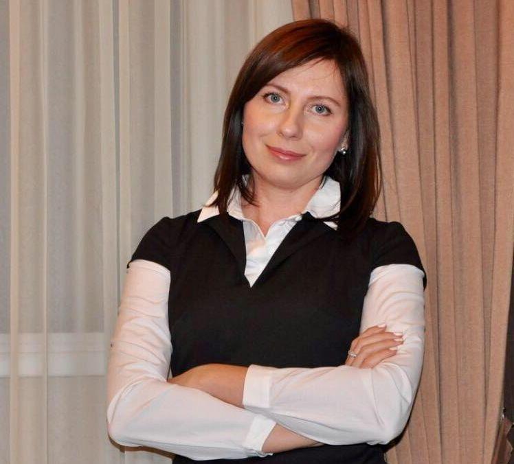 Марина Паринова