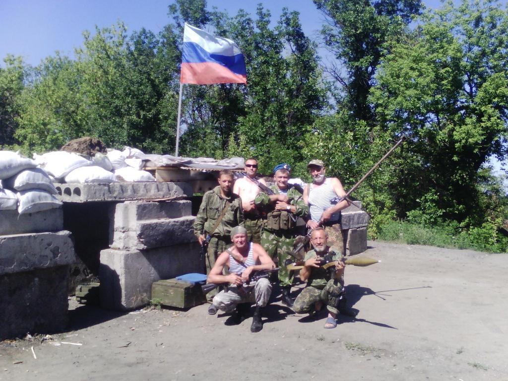 Показали ліквідованого терориста ''ДНР''
