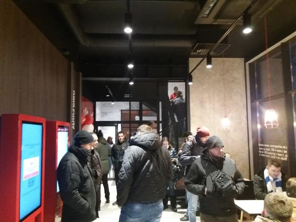 Скандальний KFC відступився у Києві