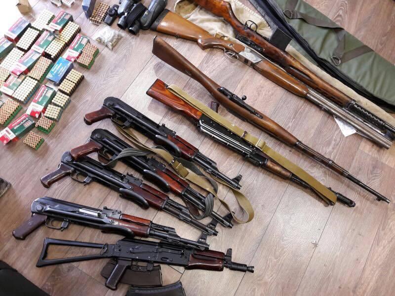 Мільйон ''стволів'': як легалізувати зброю українців