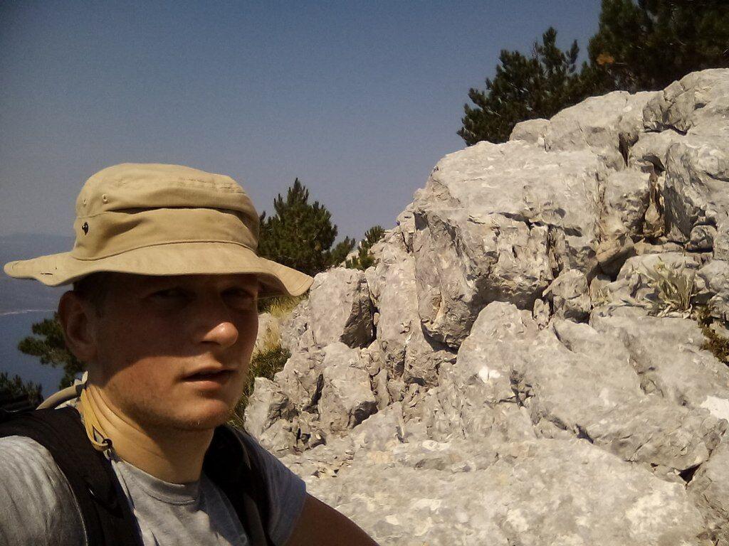 Любив ходити у гори