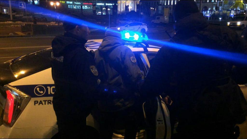 ''Получил хорошую порцию газа'': в Киеве на Найема напали силовики