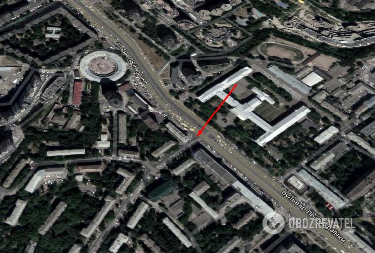 У Києві влаштували стрілянину: введено план ''Перехоплення''