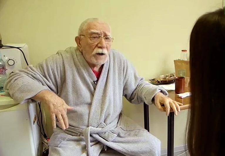 Армен Джигарханян в больнице