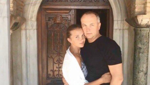 Нестор Шуфрич и Екатерина Майкова