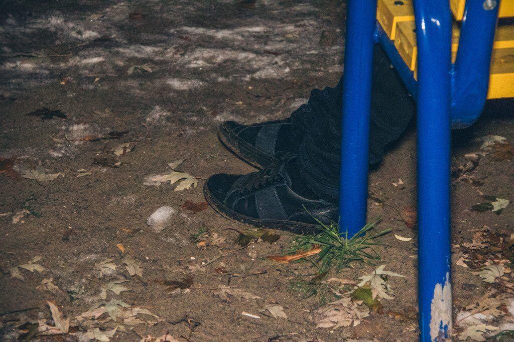 З рота йшла піна: у Києві знайшли труп зі спущеними штанами