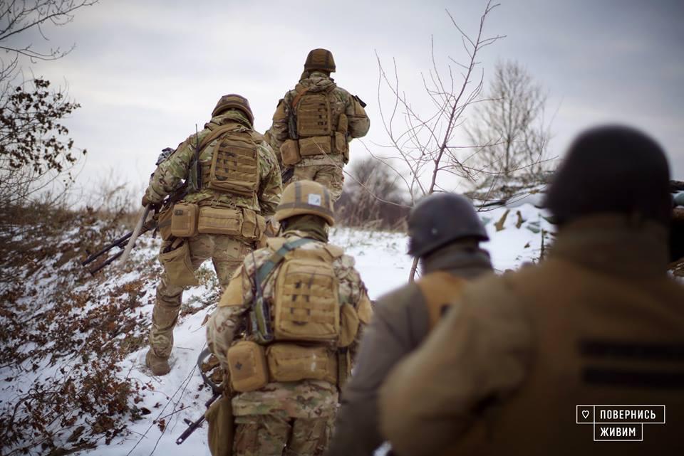 Україна звільнила нові землі на Донбасі