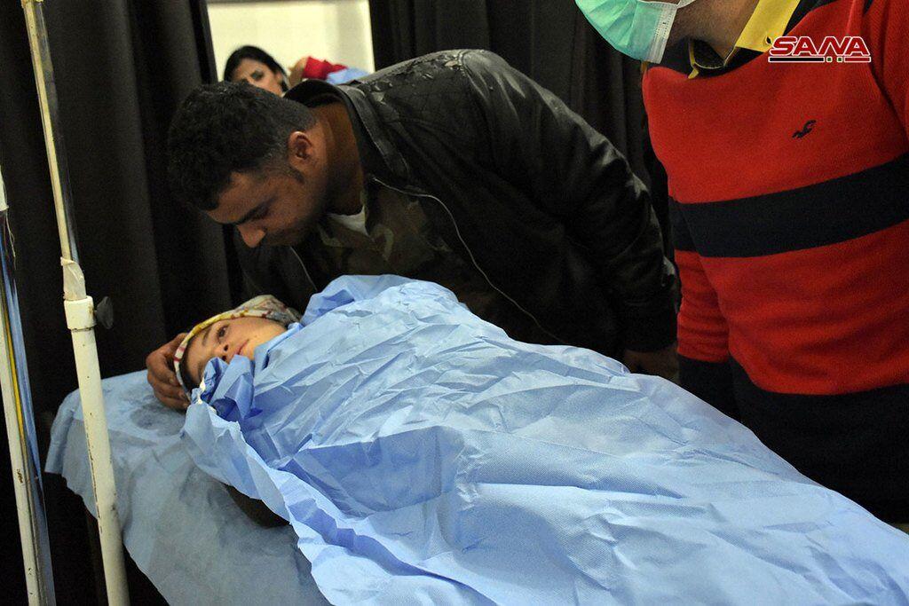 В Сирии совершили новую химатаку: 107 раненых