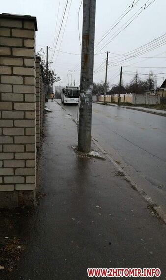 Непогода вызвала коллапс в областном центре Украины
