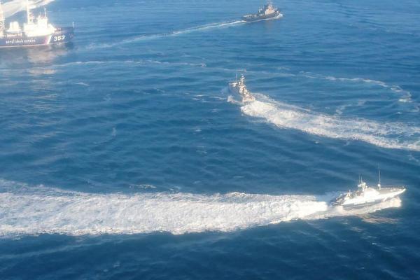 Корабель РФ отримав пошкодження після провокації