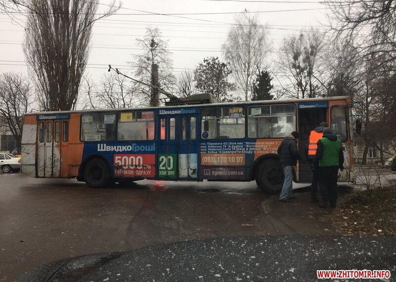 Негода викликала колапс в обласному центрі України