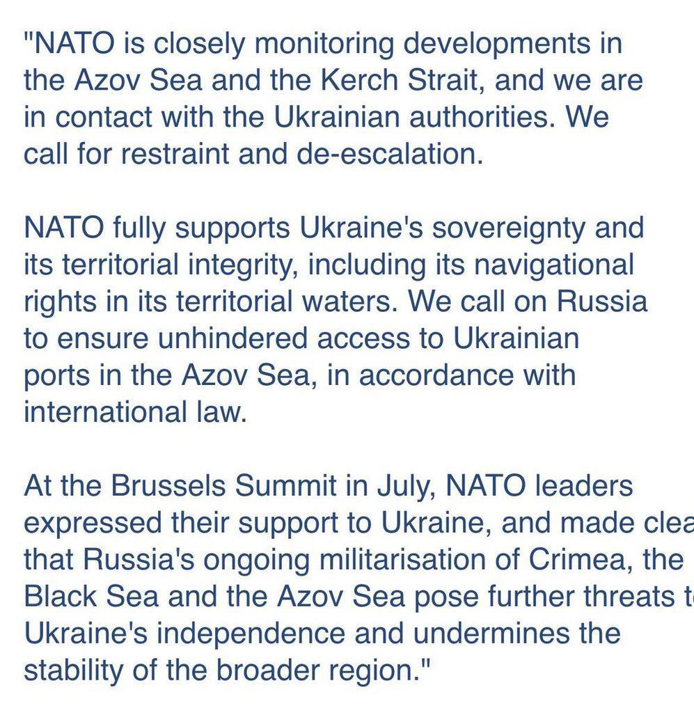 Как отреагировали ЕС и НАТО на агрессию РФ