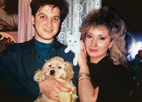 Ірина Алегрова та Ігор Капуста