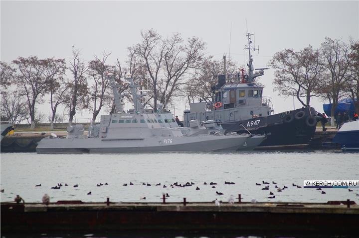 Конфлікт з РФ в Азові: що чекає на полонених моряків