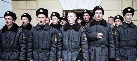 Курсанти-нахімовці, які не присягнули РФ