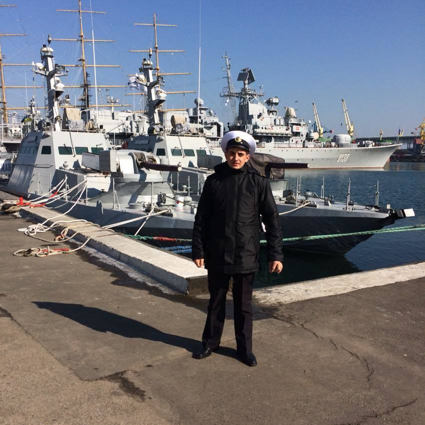 Стало відомо про героїзм полонених українських моряків