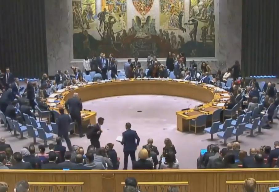 Совбез ООН заблокировал предложение РФ