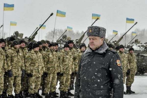 В Украине ввели военное положение: что будет с долларом